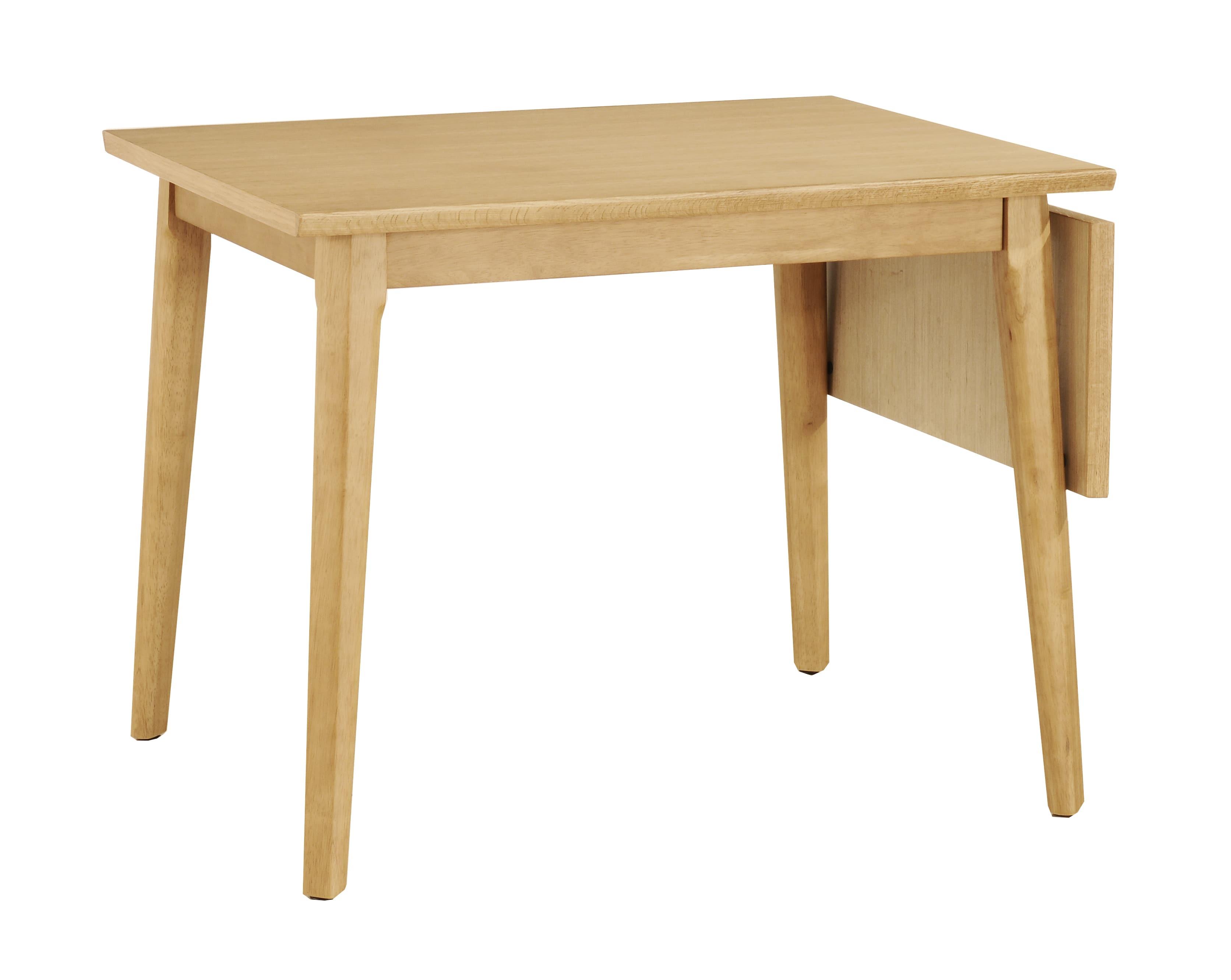 ダイニングテーブル W/Oセレクト 90片バタテーブル(NR)