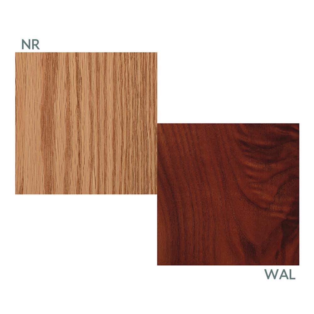 ダイニングテーブル W/Oセレクト 135楕円テーブル(WAL):突板