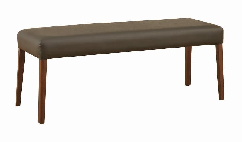 ダイニングベンチ W/Oセレクト 110(WAL/XBR)