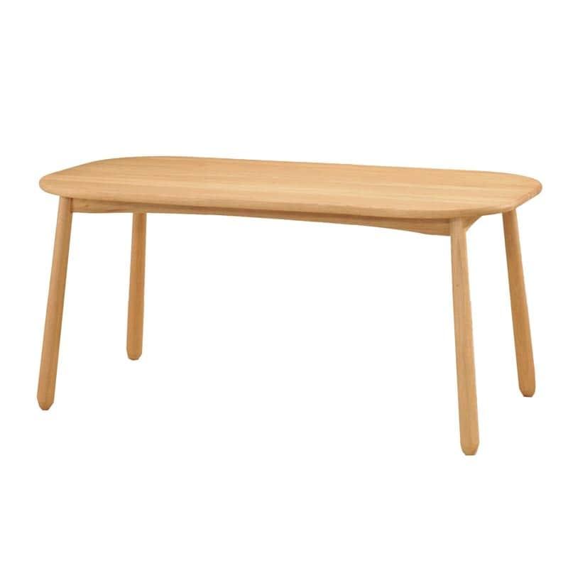 ダイニングテーブル W/Oセレクト 150楕円テーブル(NR):ダイニングテーブル W/Oセレクト