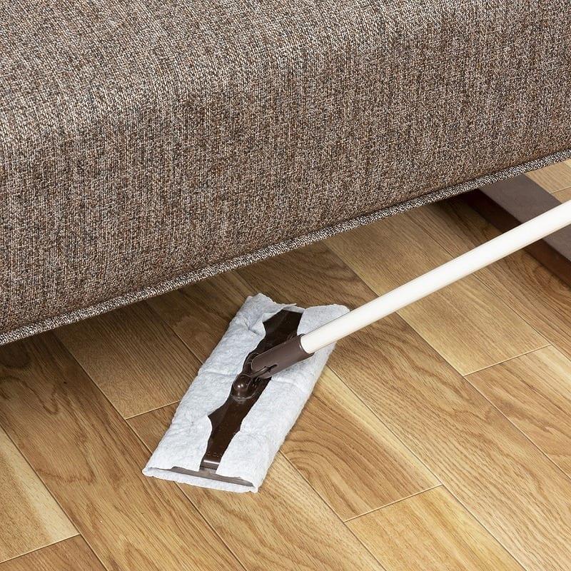 :お掃除しやすい高さ設計
