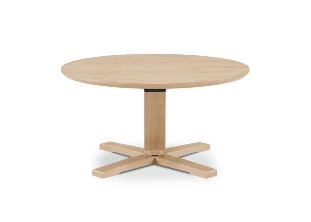 LDテーブル グランドステージ 110昇降テーブル(WH):LDテーブル グランドステージ