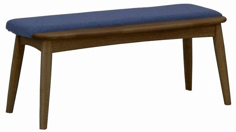 ダイニングベンチ リーフパーク DB DBN・ブルー