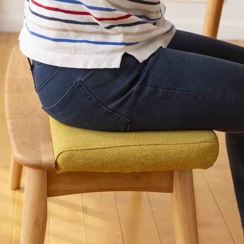 ダイニングベンチ替えカバー リーフパーク ベンチ用 ローズ:ベンチスタイルで解放感UP
