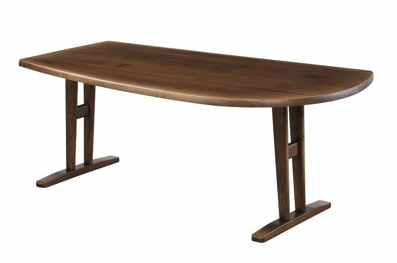 ダイニングテーブル シード 180−95変形(L指定)AT:ダイニングテーブル