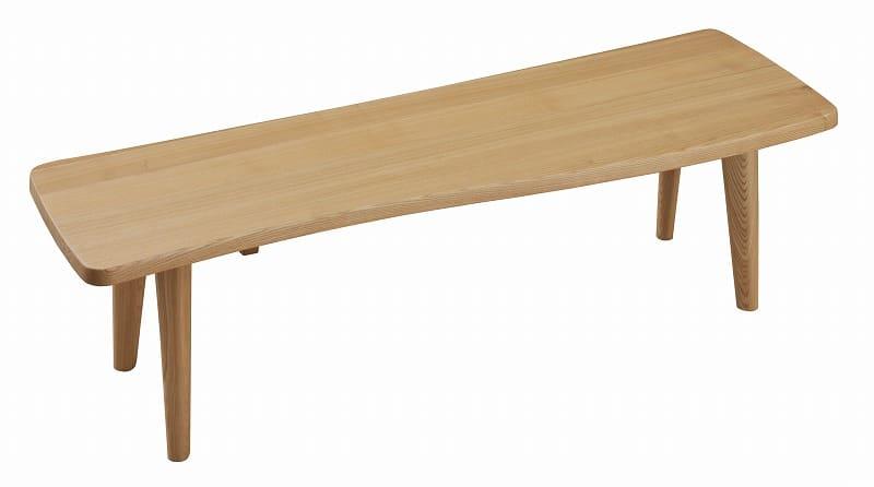 ダイニングベンチ シード 140ベンチ変形(L)N