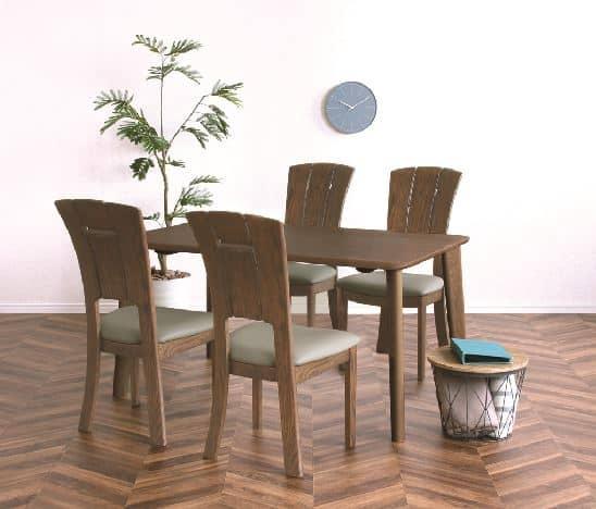 ダイニングテーブル 若菜 DT−3508(135x80)カフェ