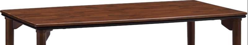 ダイニングテーブル天板 ラヴィントラ DT天板150 ※SP KWN(ダーク色):ダイニングテーブル天板 ※天板と脚が別売りです