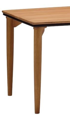 ダイニングテーブル脚 ラヴィントラ DT4本脚 ※SP MON(ライト色):ダイニングテーブル脚 ※天板と脚が別売りです