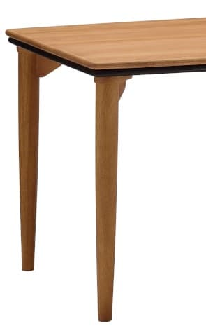 ダイニングテーブル脚 ラヴィントラ DT4本脚/H700 ※SP MON(ライト色):ダイニングテーブル脚 ※天板と脚が別売りです