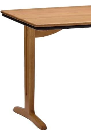 ダイニングテーブル脚 ラヴィントラ DT双脚/H700 ※SP MON(ライト色):ダイニングテーブル脚 ※天板と脚が別売りです