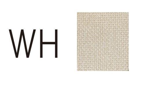 ダイニングチェアカバーWH ロレンス用 専用カバー:清潔感のあるホワイト鏡面仕上げ