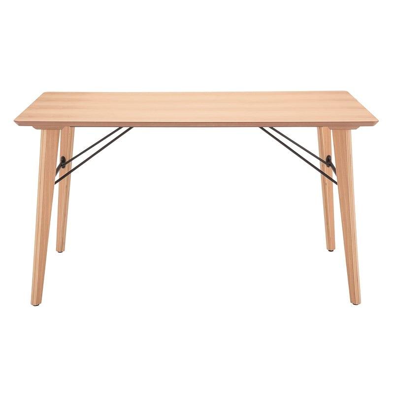 ダイニングテーブル アンテ TDT−1336 NAナチュラル:ダイニングテーブル