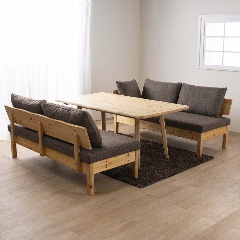 LDテーブル 優155テーブル:組み換え自由自在