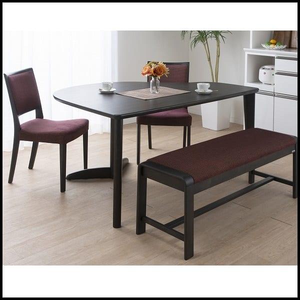 ダイニングチェアサイン 肘無椅子C18605CYG マーブルプラチナ/Y:ピアノ型テーブル