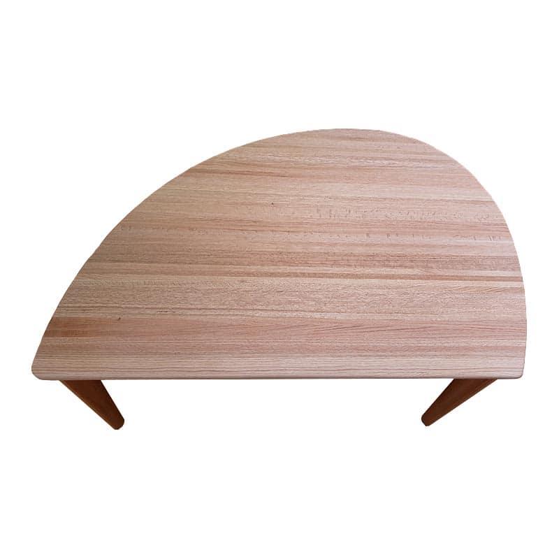 ダイニングテーブル サインD18519 左 E  Y:シアーホワイト