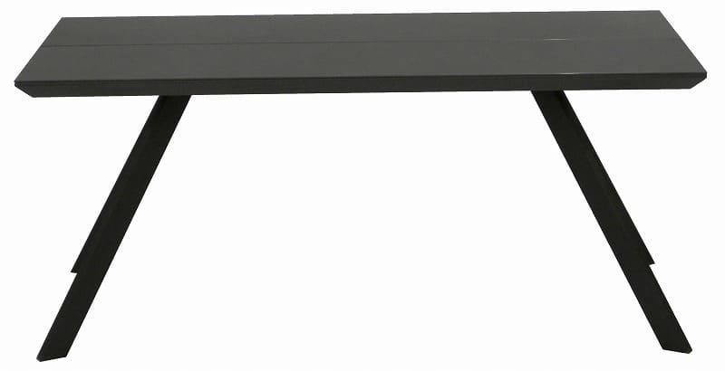 ダイニングテーブル ガリシア 165DT 4本脚 BK:モダンなデザインかつ日常の悩みも解決してくれる機能性抜群のダイニングテーブル