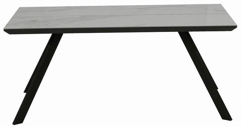 ダイニングテーブル ガリシア165DT 4本脚 WH天板:モダンなデザインかつ日常の悩みも解決してくれる機能性抜群のダイニングセット