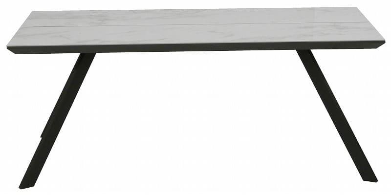 ダイニングテーブル ガリシア180DT 4本脚 WH天板:モダンなデザインかつ日常の悩みも解決してくれる機能性抜群のダイニングセット