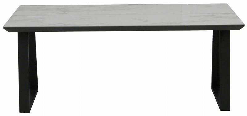 ダイニングテーブル ガリシア180DT 2本脚 WH天板:モダンなデザインかつ日常の悩みも解決してくれる機能性抜群のダイニングセット