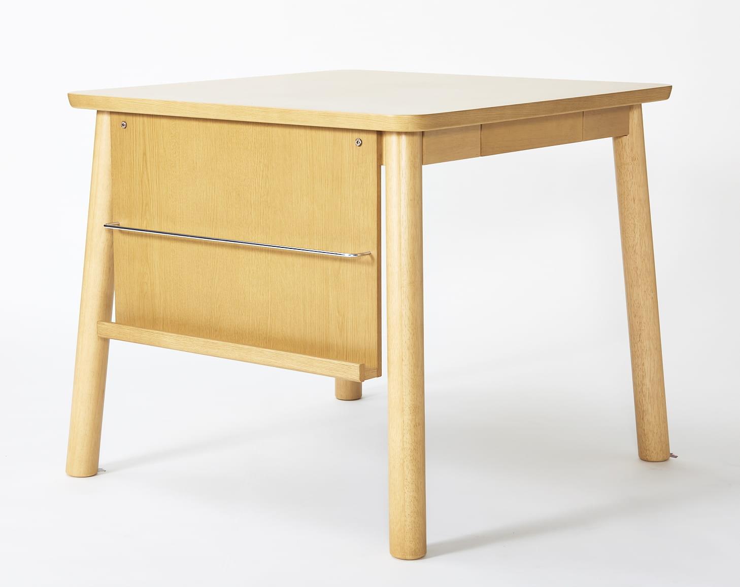 ダイニングテーブル hidamariよりそい GDLT-800(NA):ダイニングテーブル
