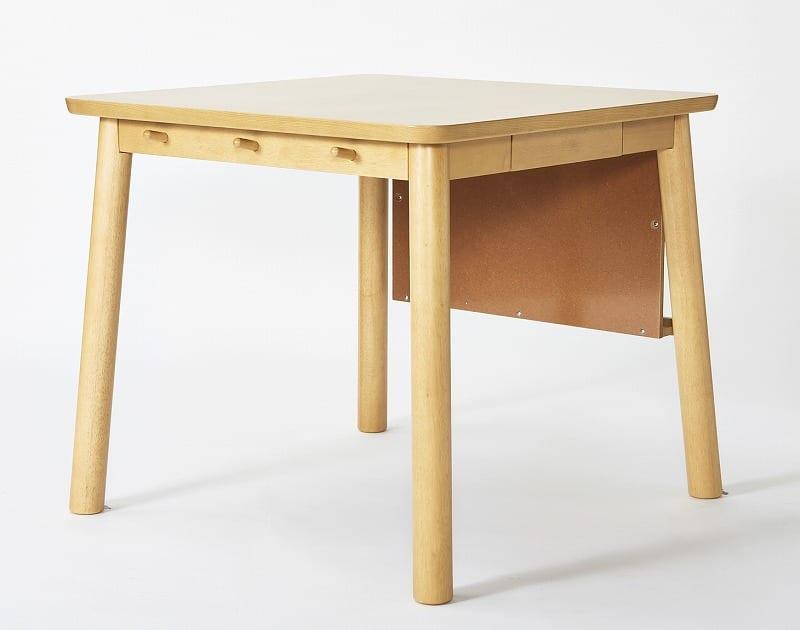 ダイニングテーブル hidamariよりそい GDLT-800(NA)