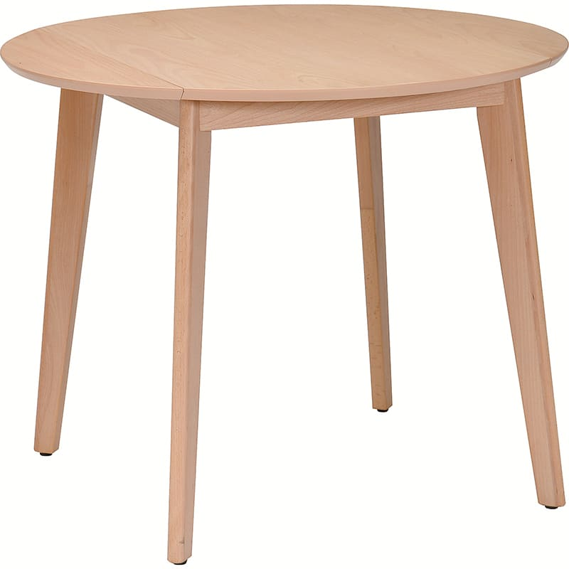 ダイニングテーブル マリン90:フェミニンカジュアルスタイル