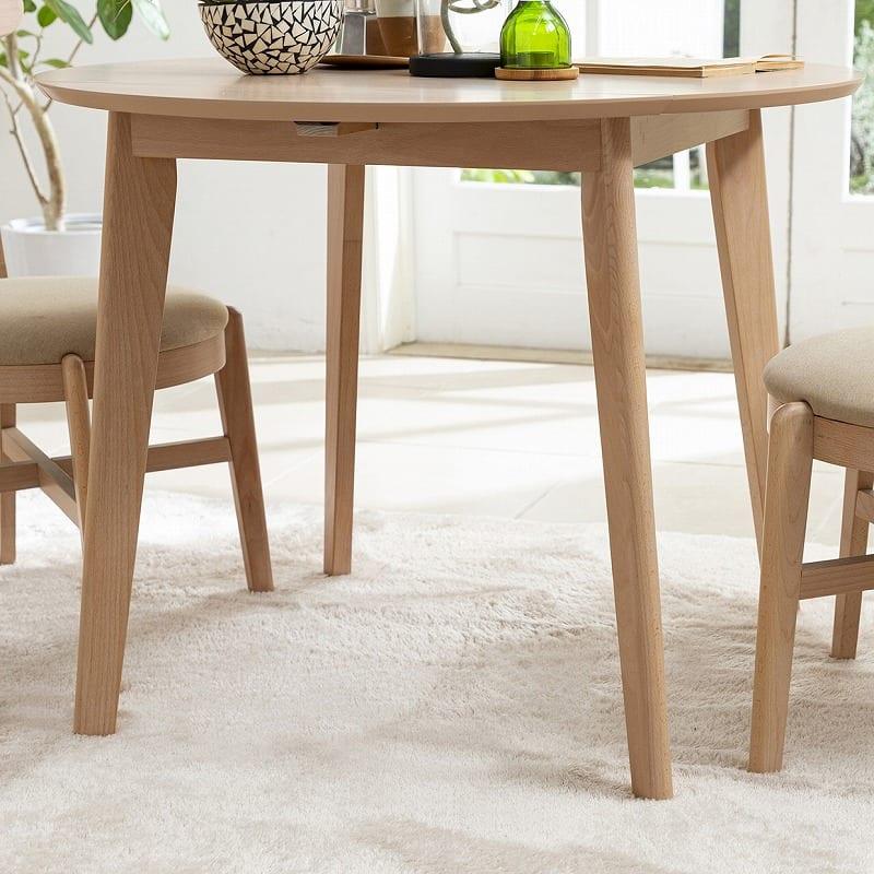 ダイニングテーブル マリン90:スマートデザイン