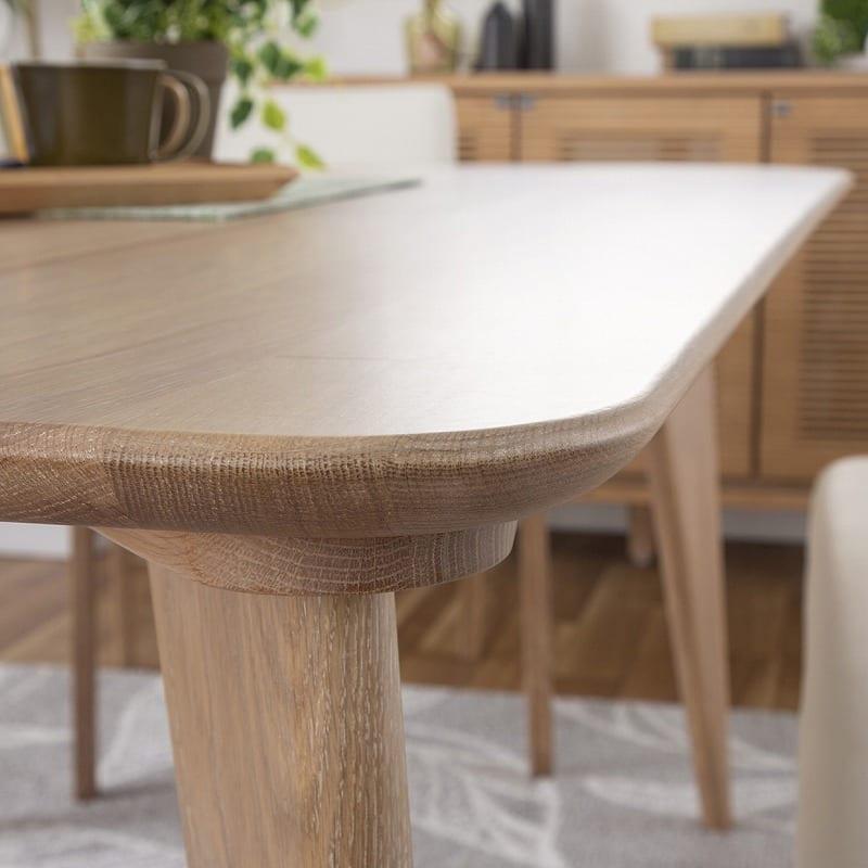 ダイニングテーブル CWT−004 L OAK(オーク):安心設計
