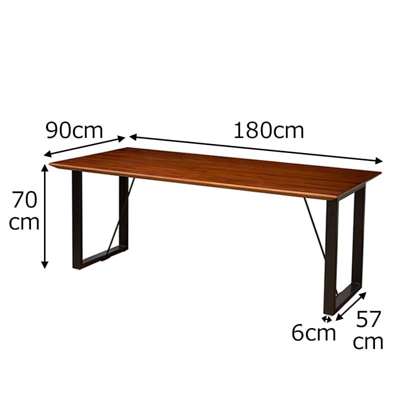 ダイニングテーブル CWT−005 180指定 OAK(オーク)