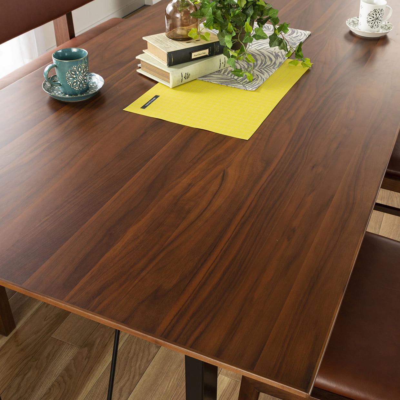 ダイニングテーブル CWT−005 180指定 OAK(オーク):木目感を楽しめるシンプルさ