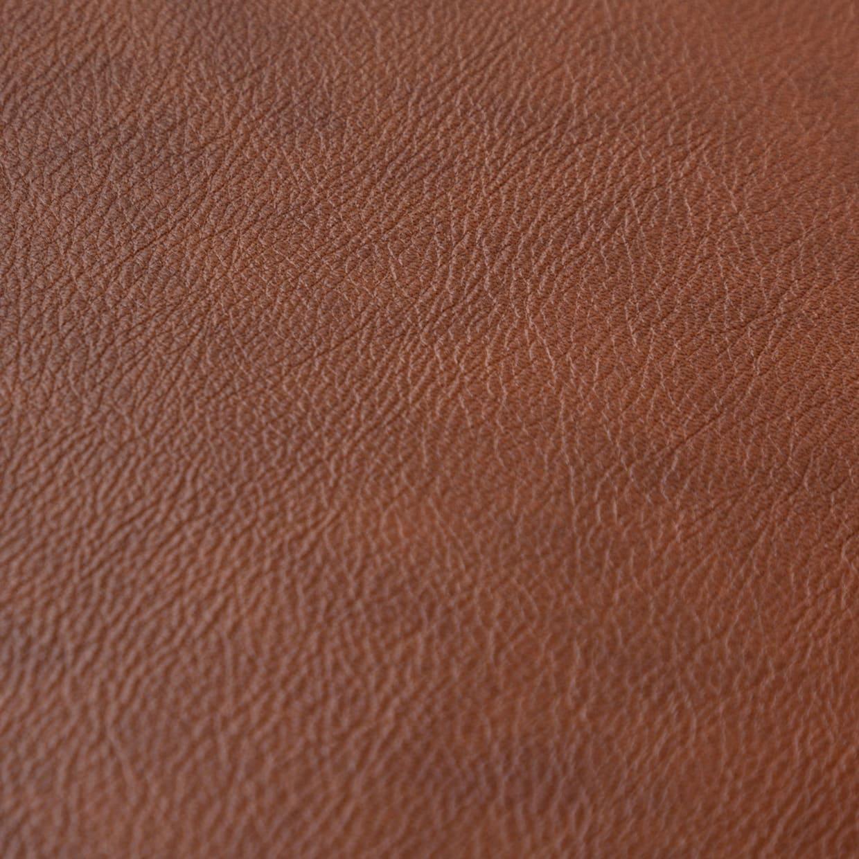 背付ベンチ CWB−003 150ベンチ OAK:ベンチ座面は本革仕様