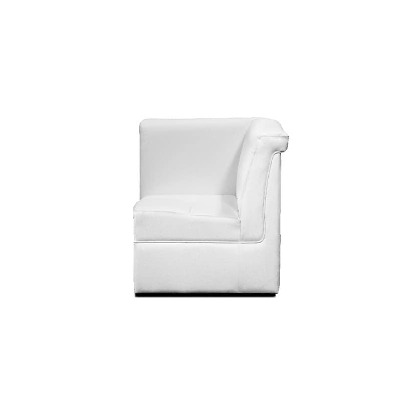 リビングダイニングソファ ソムリエ�U Lコーナー TBL901(ホワイト):◆限られたスペースを有効活用できる収納スペース付きのソファ。