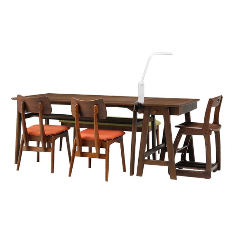 ダイニングテーブル クオーレ135 WN