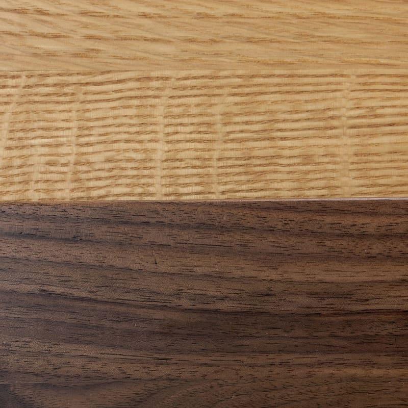 LDソファ ブレード�U 背無ベンチ オーク/布OR:雰囲気の異なる2タイプをご用意
