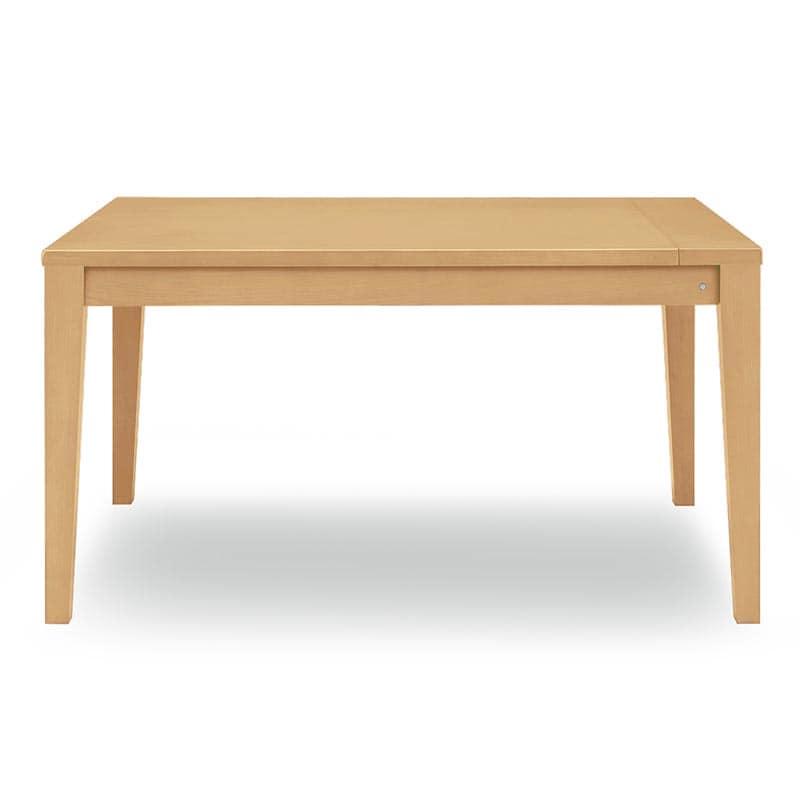 ダイニングテーブル イーク130伸長テーブル LBR