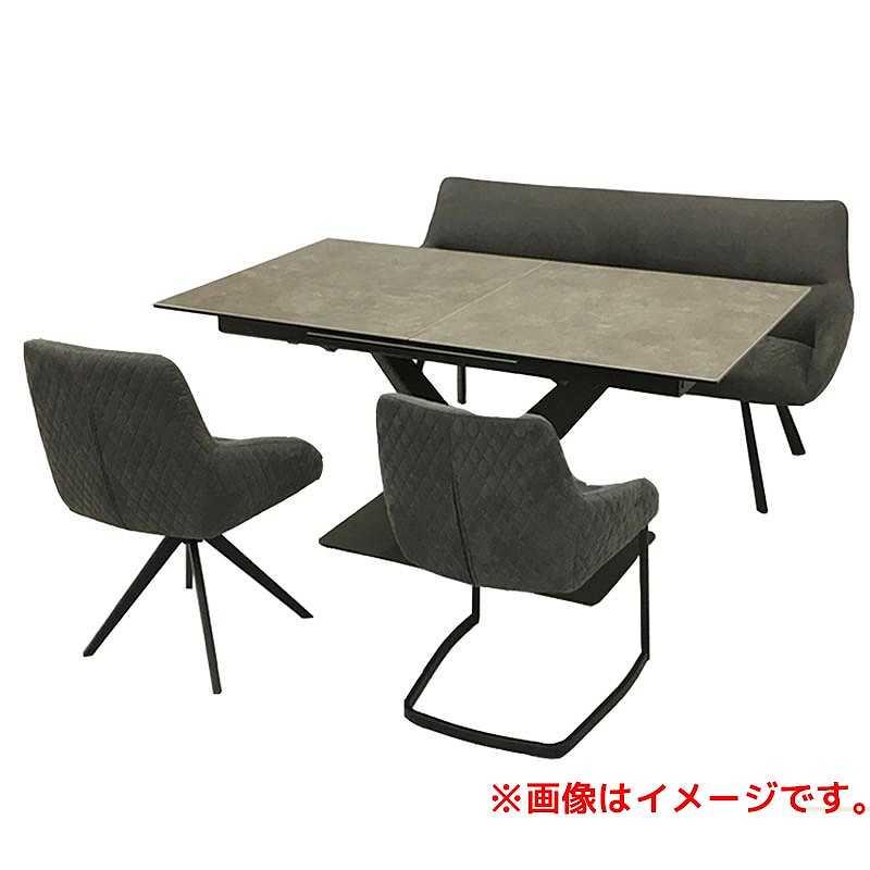 ダイニングテーブル サンタナ 160EXT DT
