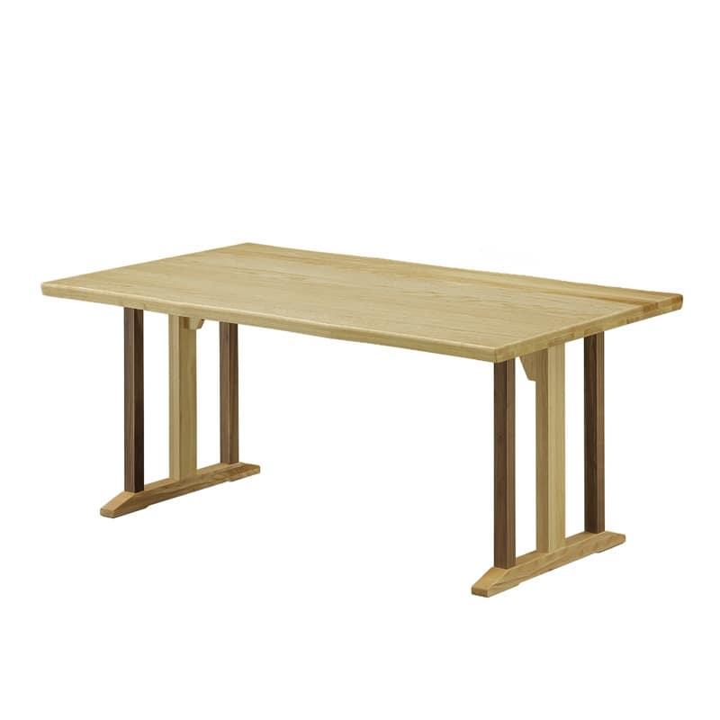 ダイニングテーブル WASABI テーブル150 NA/WN