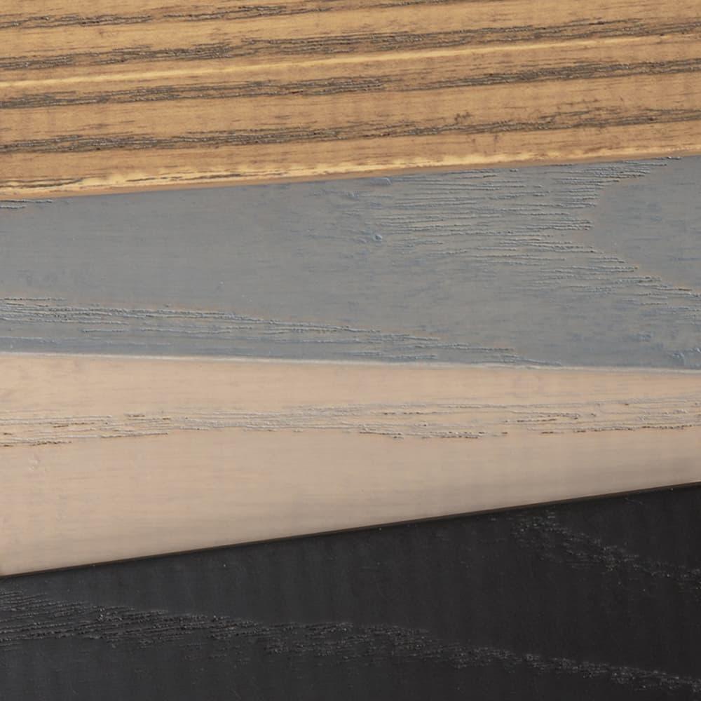 ダイニングテーブル天板 R/DAYS 160 VIN:選べる天板エッジ柄