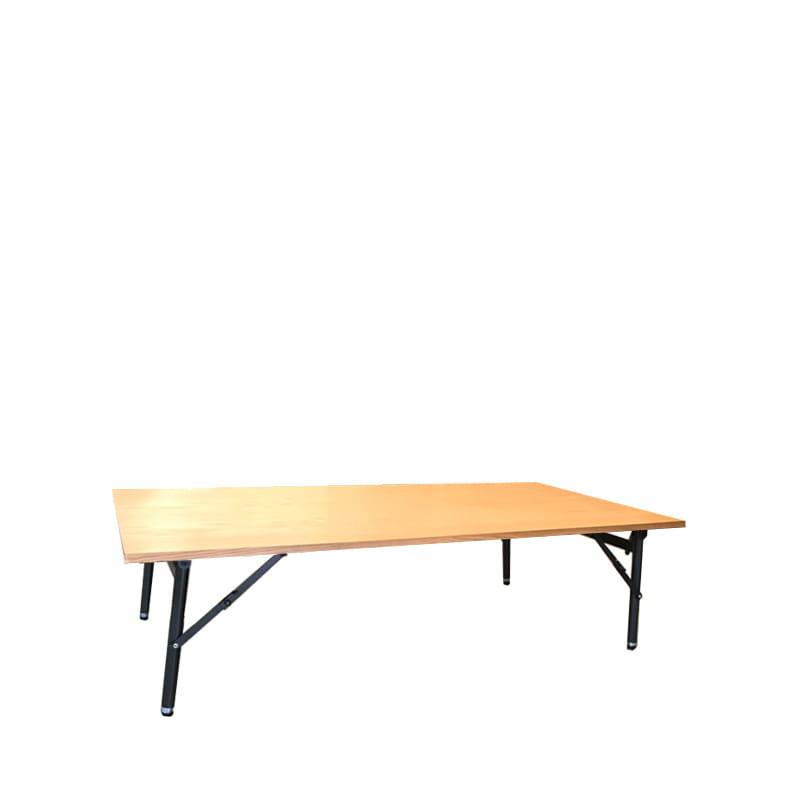 ダイニングテーブル トイ フォールディングテーブル120 OAK