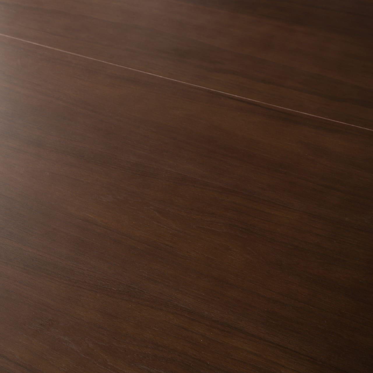 バタフライテーブル レイズ OAK:木の質感を残したラッカー仕上げ