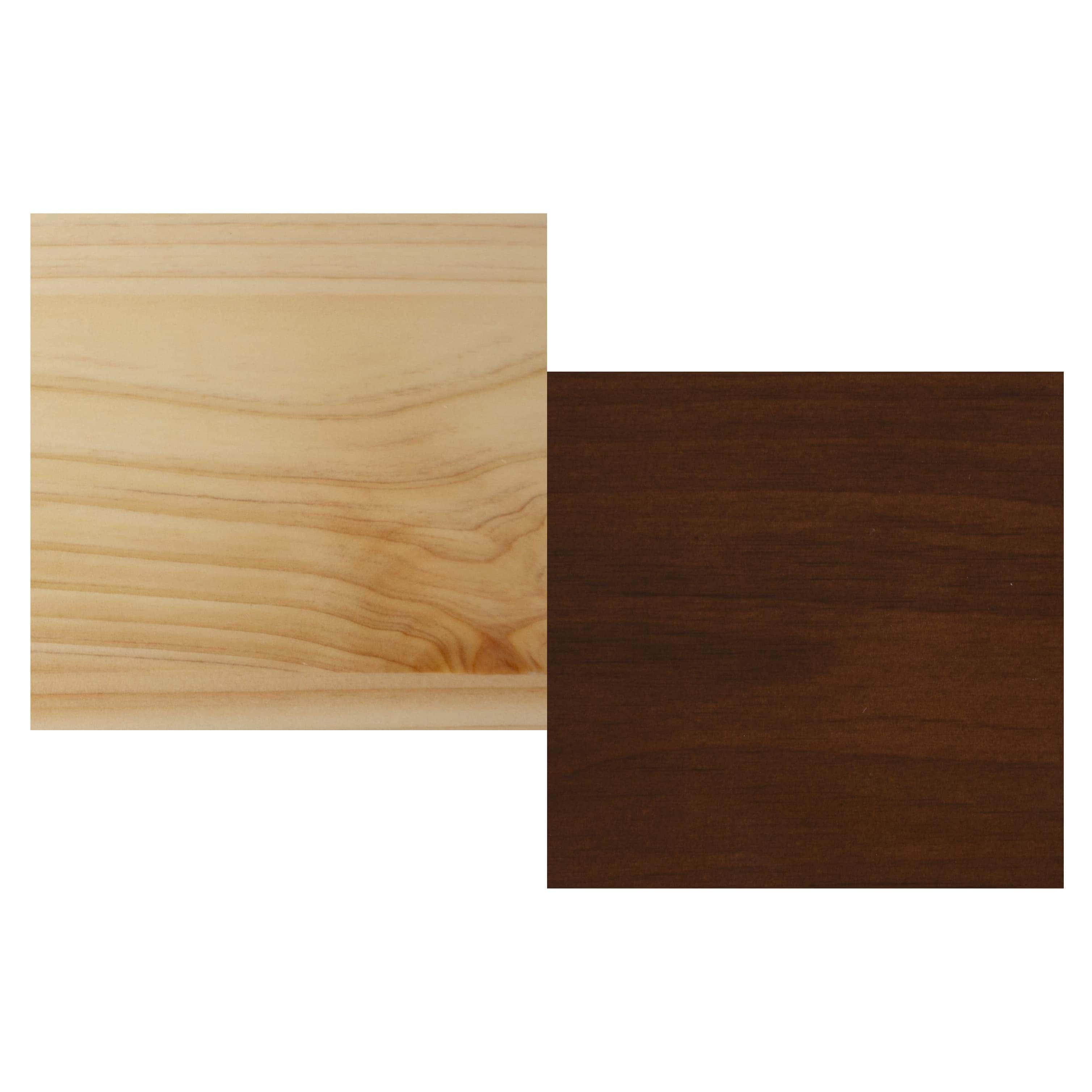 ベンチ 柚110ベンチ LBR/GRE:選べる木部2色
