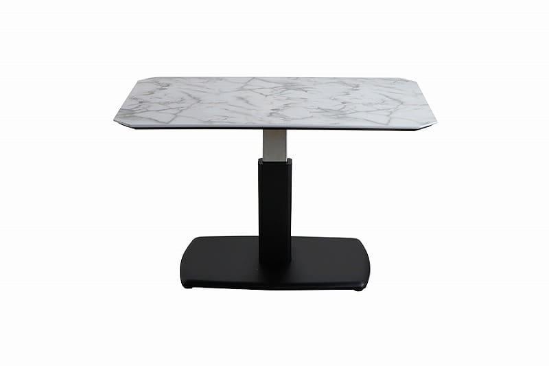 【ネット限定】ダイニングテーブル マーブダイニング昇降テーブル:ダイニング昇降テーブル マーブ