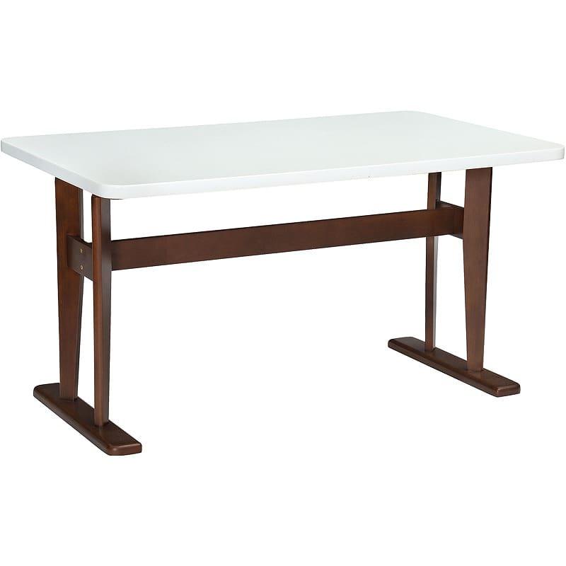 【ネット限定】ダイニングテーブル フェリス135:ダイニングテーブル フェリス135