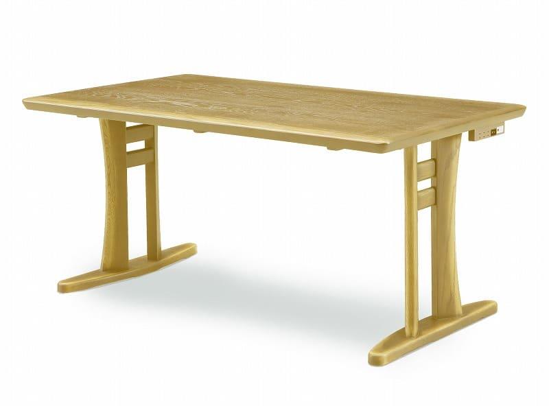 【ネット限定】ダイニングテーブル T877(150)2本脚:ダイニングテーブル T877(150)2本脚