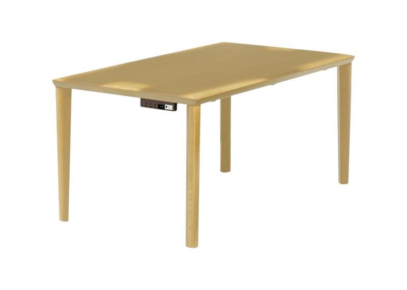 【ネット限定】ダイニングテーブル T877(150)4本脚:ダイニングテーブル T877(150)4本脚