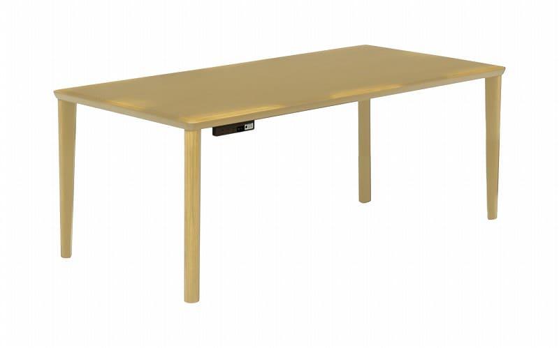 【ネット限定】ダイニングテーブル T877(180)4本脚:ダイニングテーブル T877(180)4本脚