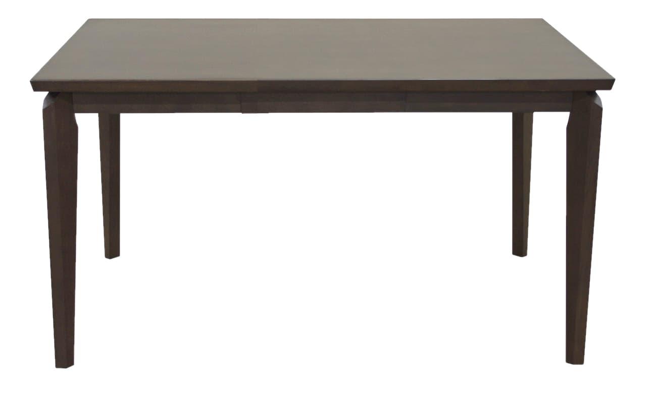 ダイニングテーブル カンナ120:ダイニングテーブル カンナ120 WN