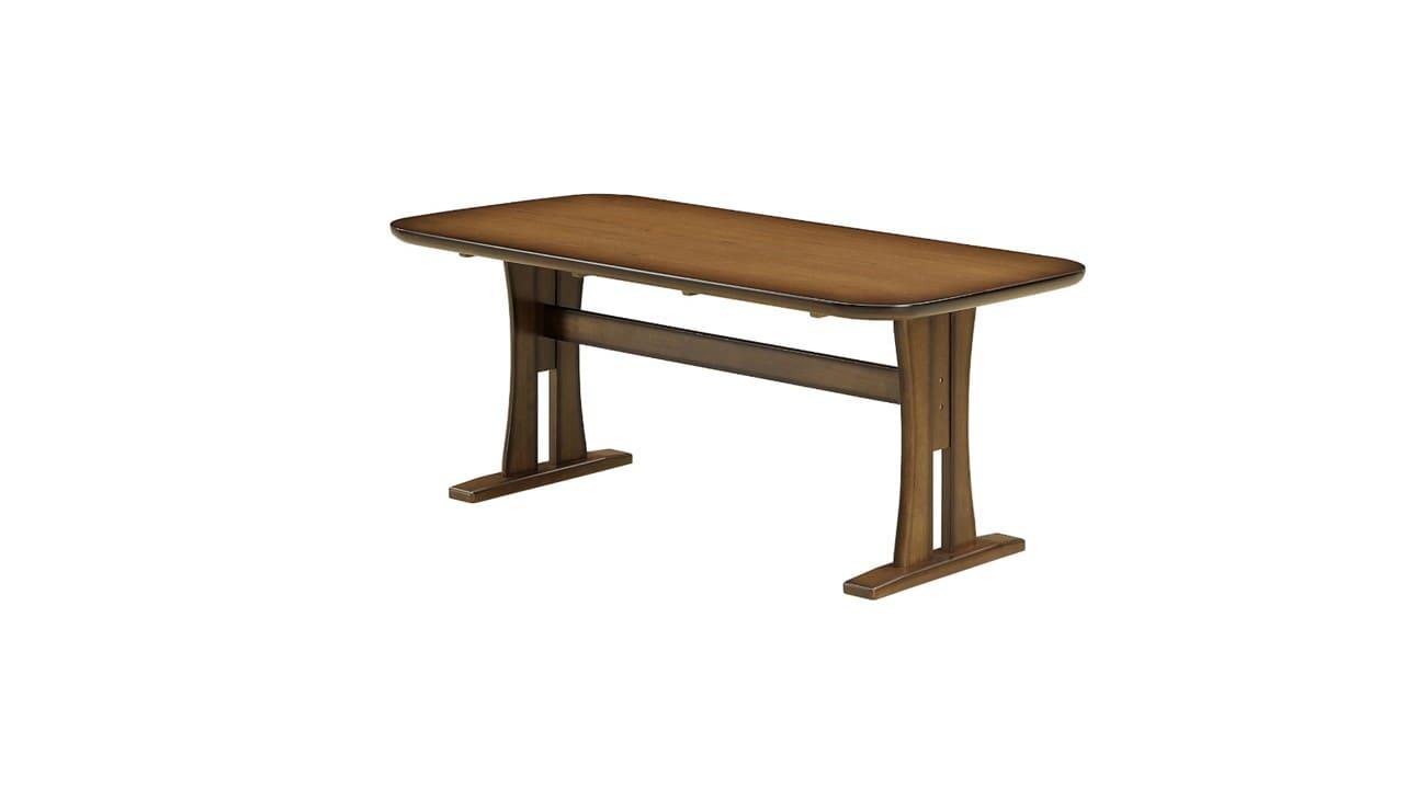 【ネット限定】ダイニングテーブル セーリング165:ダイニングテーブル セーリング165