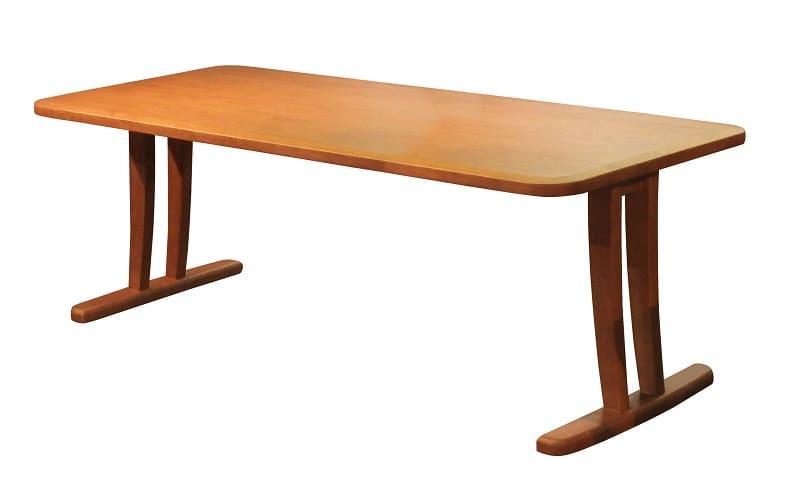 【ネット限定】ダイニングテーブル ホーク190 2本脚:ダイニングテーブル ホーク190 2本脚